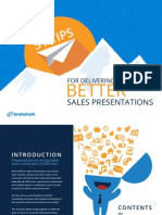 51 Sales Presentation Tips