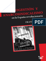 Autogestion y Anarcosindicalismo en La Esp - Frank Mintz