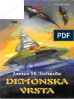 Demonska Vrsta - James H. Schmitz