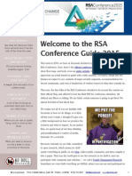 Securosis Guide to Rsac 2015