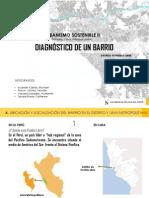 Análisis Urbano del distrito de Pueblo libre-Lima