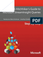 AHG Microsoft StreamInsight Queries