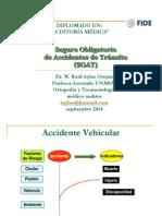 Seguro Obligatorio de Los Accidentes de Tránsito