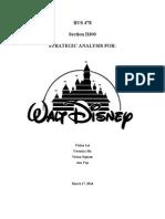 Disney Corp Review