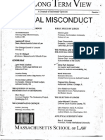 Without Merit - Judicial Misconduct