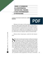 Artigo Viktor Frankl