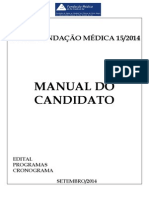 Manual Exame 2014