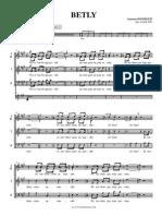 Donizetti - Betly