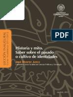 3-2013!10!09-Lección Inaugural 2011-2012 (Álvarez Junco)