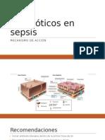 Antibióticos en Sepsis