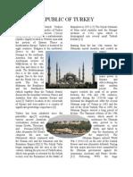 turkey article 2