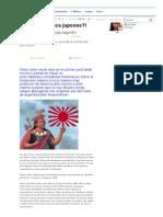 El Imperio Inca Japones