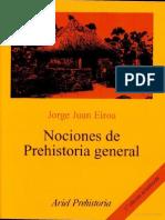 EIROA, Jorge-Nociones de Prehistoria