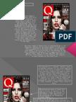 Q Magazine Analysis ,