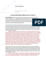 educ 121-myvirtualchild assignment and rubric