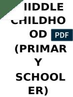 Portfolio(Child&Adolescence