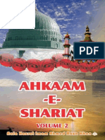 Ahkam e Shariat 2 by Muhammad Aftab Qasim Razavi