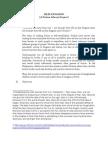 Silid Pangarap-Proposal