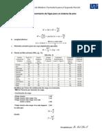 Formulario de Diseño de Estructuras de Madera