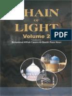 Chain of Light 2 Tazkera Mashaikhe Qadriya Razaviya by Muhammad Aftab Qasim Noori