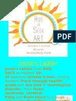 hide & seek art
