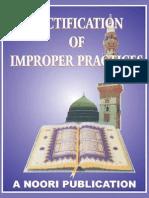 Ractification of Improper Practices