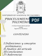 Procesamiento de Polimeros
