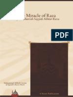The Miracle of Raza by Muhammad Aftab Qasim Noori