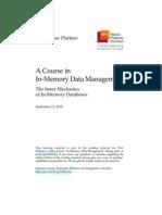 SAP In-Memory Database