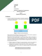 Capítulo 4.- Multiprocesadores - Ejecicios