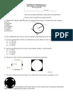 Examen Mate Unidad 3