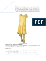 Dresses for Different Shaped Body