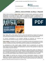 01.Narrativas Transmediáticas, Interactividad, Mashup y Edupunk _ Educación y TIC _EDUC-AR