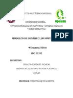 Modelo de Desarrollo Sustentable Final
