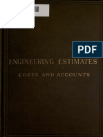 Engineering Estimate by Lond Rich
