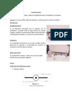 Práctica 1, Instrumentación, esfm