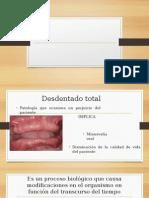 Anatomia y Fisiologia Del Paciente Desdentado