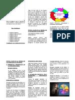 INTELIGENCIAS MÚLTIPLES (triptico)