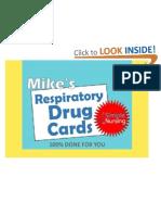 Bam Slam Drug Card