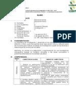 Silabo_investigacion II Ciclo