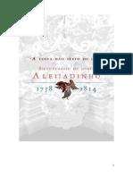 o Aleijadinho e o Iphan - Artigo Myriam Ribeiro