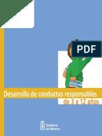 Guía Para El Desarrollo de Conductas Responsables en Niños de 3 a 12 Años