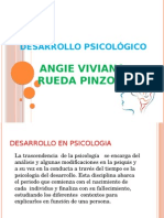 Desarrollo psicológico diapositivas