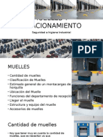 Muelles y Estacionamietos