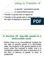 Sale of Goods Act 1931