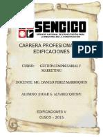 Carrera Profesional de Edificaciones