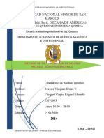 Monografia Metodo Estandarizado Para La Determinacion de Selenio