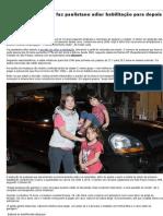 Mudança de Hábitos Faz Paulistano Adiar Habilitação Para Depois Dos 30-12-04_2015 - Sãopaulo - Folha de S