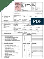 Check List Periop & Anestesi