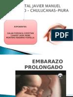 Embaraza Post Termino